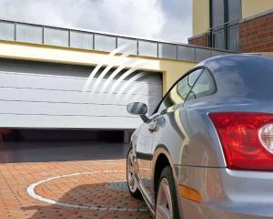 automatic garage door image