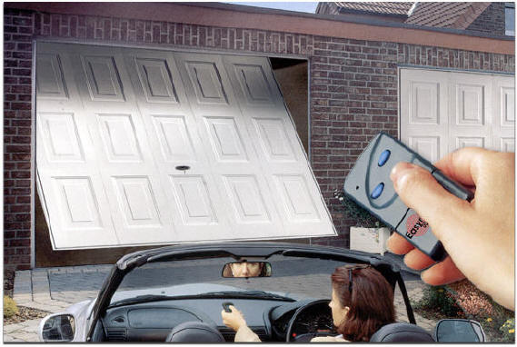 Garage Door Openers, Garage Door Parts and Garage Remotes