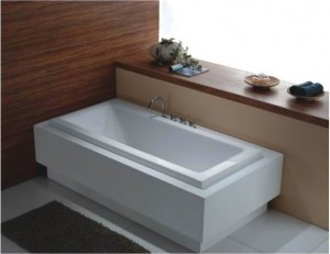 Acrylic bathtubs photos