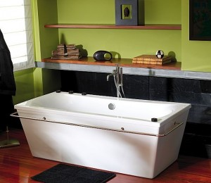 Acrylic bathtubs pictures