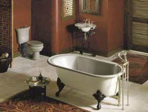 Kohler bathroom image