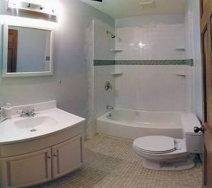 bathtub remodelling
