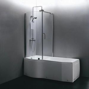 bathtub shower image