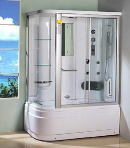 bathtub shower photos
