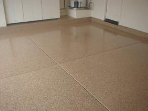 garage floor coating photo