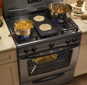 gas cooking stoves