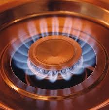 Hobart Range- 6-Burner Gas Stove - Ovens - Restaurant Equipment