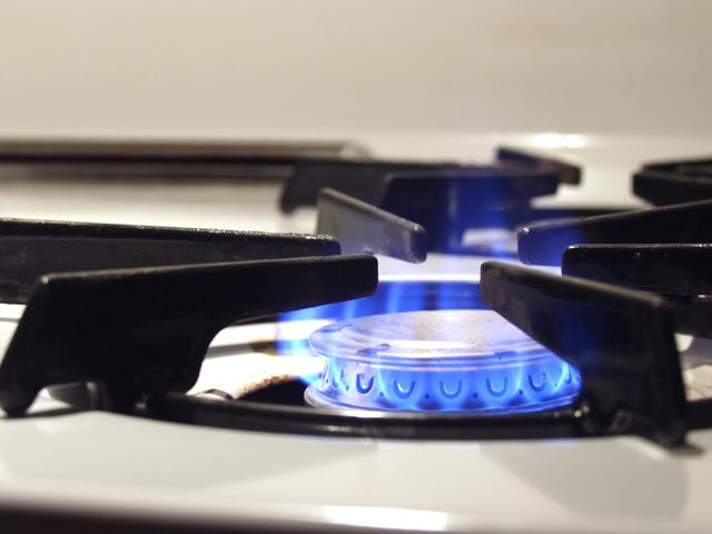 gas stove top burners these can be lit and used with a match during an outage
