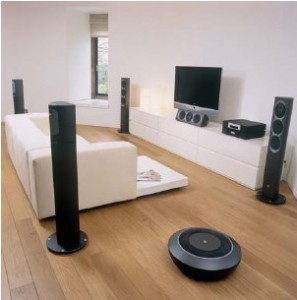 home theater systems image