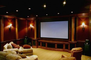 home theater systems photos