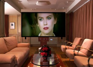 home theater systems picture
