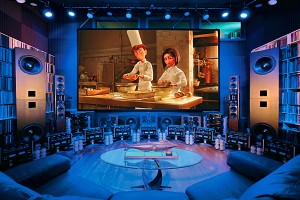 home theater systems pictures