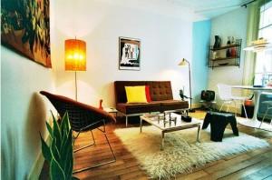 living room decor photo