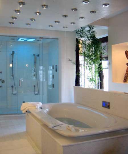 modern kohler bathroom