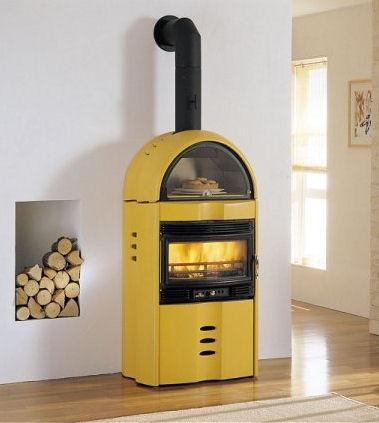 Wood burning stove | Kris Allen Daily