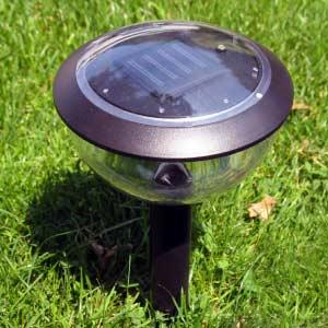 solar garden lights images