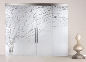 Glass doors image