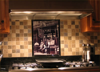 Kitchen backsplashes design
