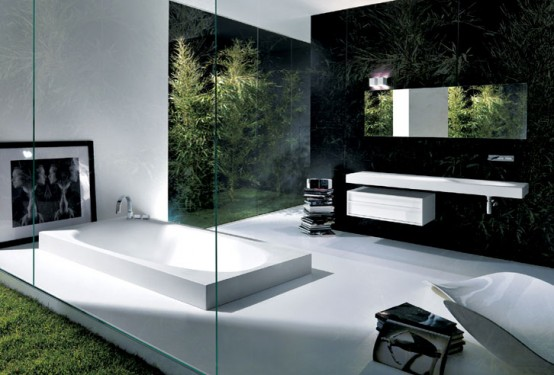 Modern bathrooms ideas