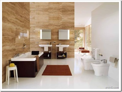 Modern bathrooms photos