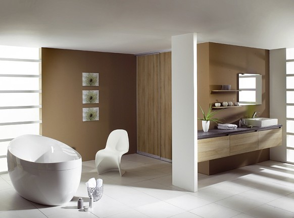 Modern bathrooms pictures