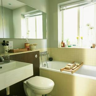 Small bathroom ideas image