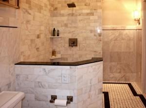 bathroom tile flooring image