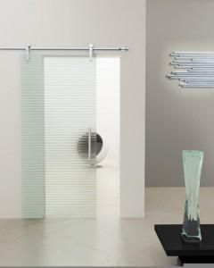 glass sliding door picture