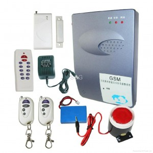 home alarm systems picture