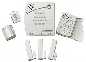 home alarm systems pictures