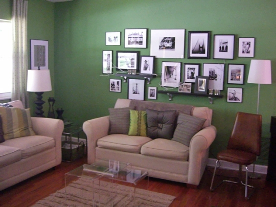 Wall Paint Colors   Kris Allen Daily   Living Room Painting Color