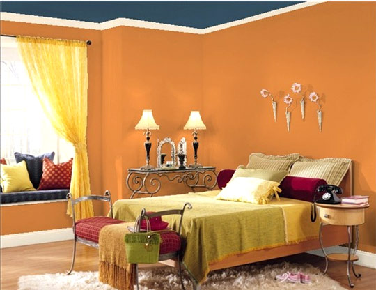 Incredible Bedroom Wall Paint Color Ideas 540 x 416 · 53 kB · jpeg