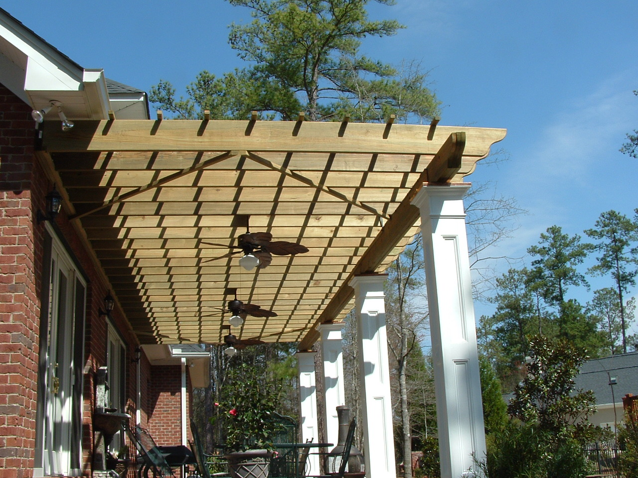 Pergola En Bois Aguirre Design Pictures to pin on Pinterest ~ Pergola Bois Design