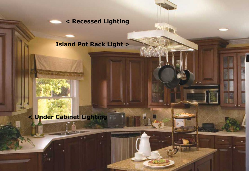 Kitchen lighting ideas kris allen daily Kitchen lighting design help