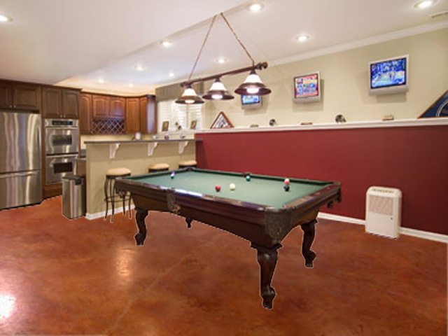 Basement basement flooring ideas Basement flooring ideas