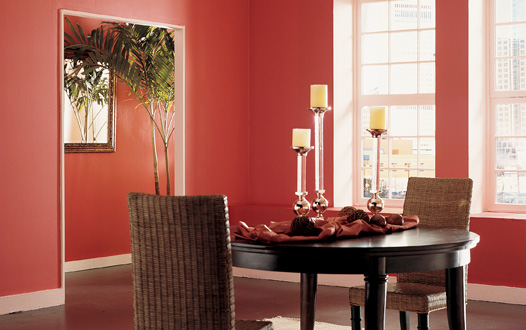Dining room paint color ideas kris allen daily - Red dining room color ideas ...