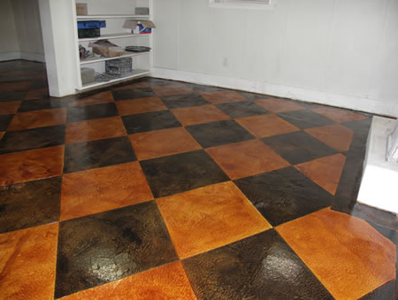 Basement flooring ideas kris allen daily for Best carpet for basements