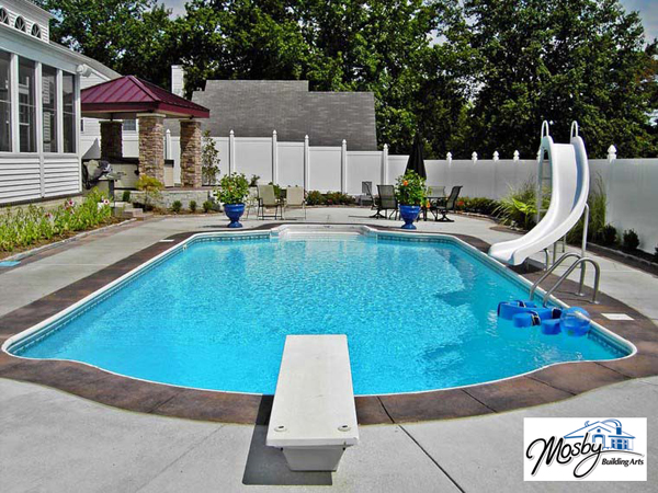 28+ [ home pools ] | house with pool renders,portland swimming