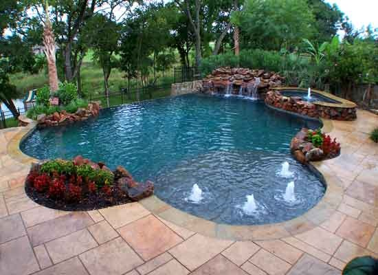 Home Swimming Pool - Pool Design Ideas Pictures
