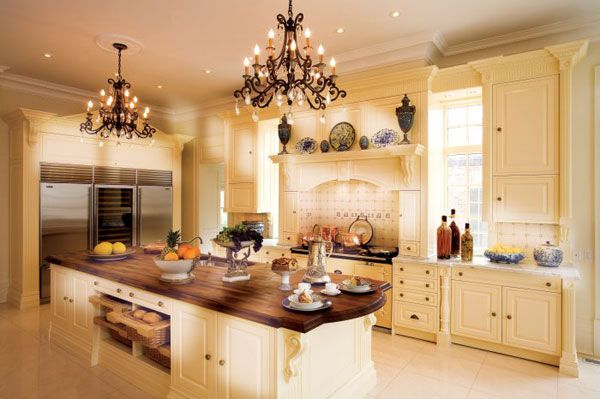 Amazing Luxury Kitchen Designs Part 31