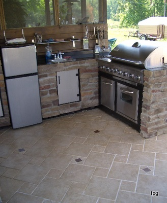 outdoor kitchen kits picture