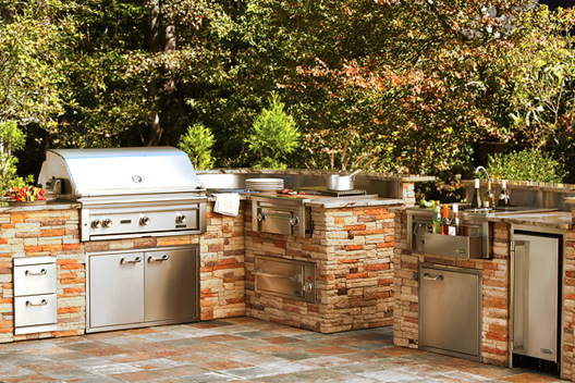 Outstanding Outdoor Kitchen Grill 528 x 352 · 180 kB · jpeg