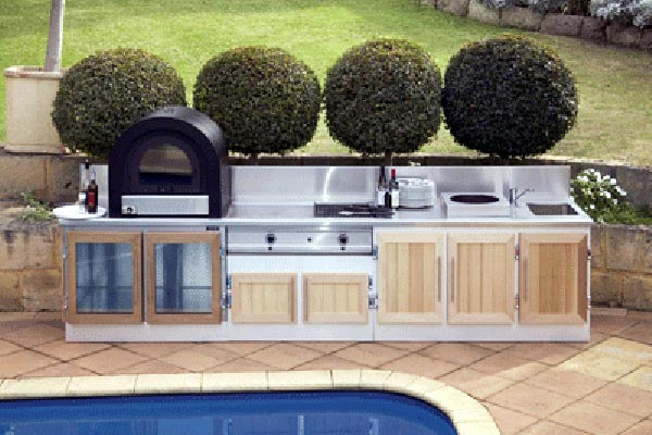 outdoor kitchens outdoor kitchens outdoor kitchens designs - Outside Kitchens Ideas