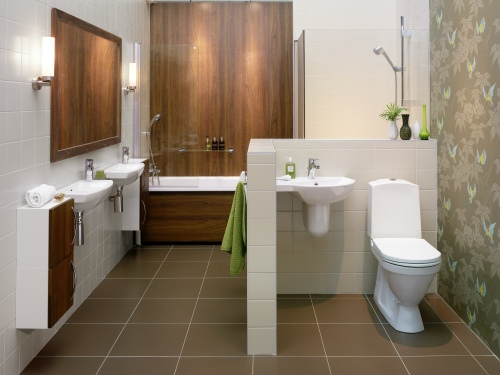 Simple bathroom designs for everyone kris allen daily for House washroom design