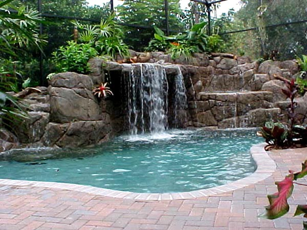 Cool Backyard Swimming Pools : Swimming pool designs  Kris Allen Daily