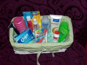 Travel Toiletries