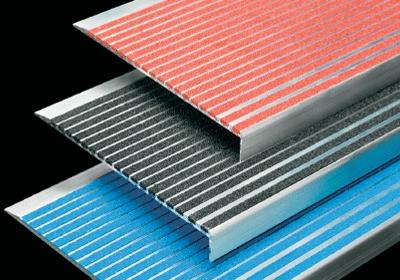 Aluminium stair treads ideas