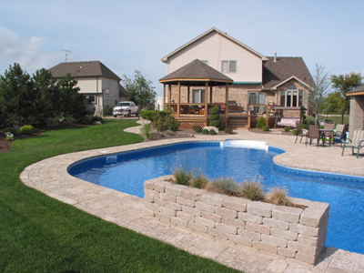 pool landscaping pictures - Pool Landscaping