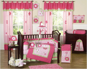 baby girl bedroom themes