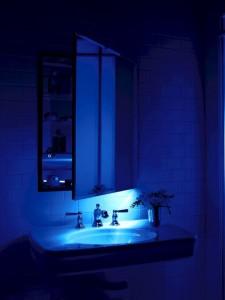 bathroom night lights